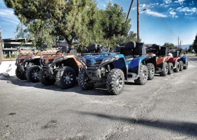 sts moto fleet